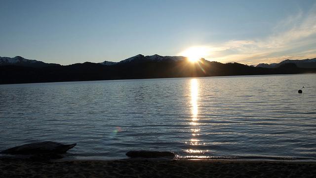 Bahía Mansa, Neuquén
