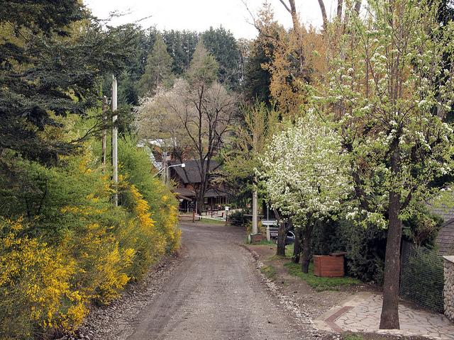 Península Manzano, Neuquén