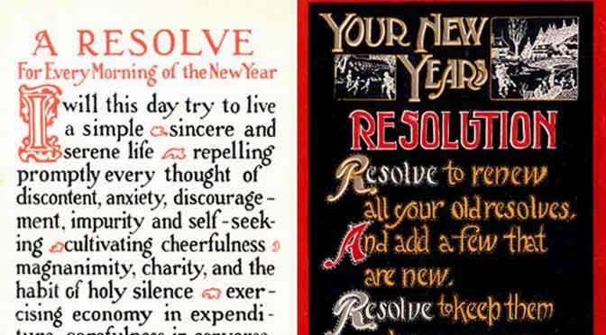 ¿Cuáles son tus metas y resoluciones para el 2018?