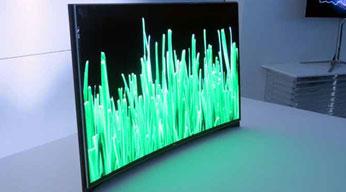 Samsung, LG, Philips y TCL cuentan las ventajas de una TV de pantalla curva