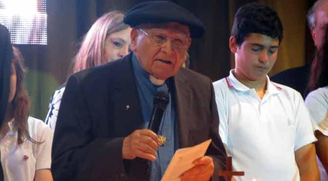 Celebración de acción de gracias por la vida del obispo Federico Pagura