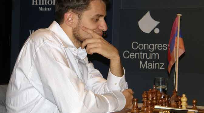 El ajedrecista armenio Levon Aronian estrena su sitio web propio