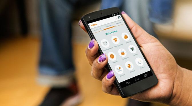 Dueño de Amazon lanza aplicación para familias con hijos pequeños