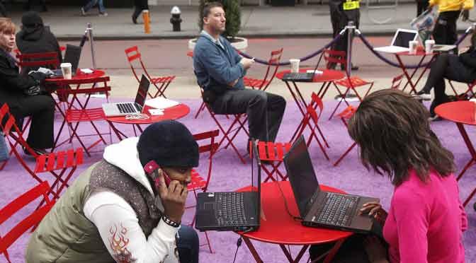 Wi-Fi público, el enemigo de los datos personales