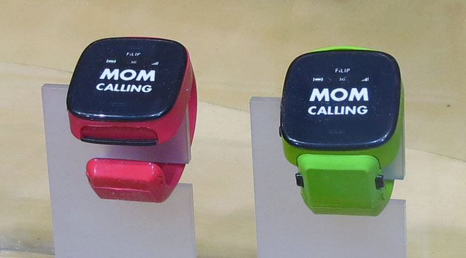 Los móviles se convierten en la «niñera» de los más chicos de la familia