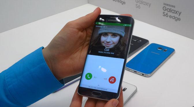 El Samsung Galaxy S6 Edge, un teléfono para educar a maleducados