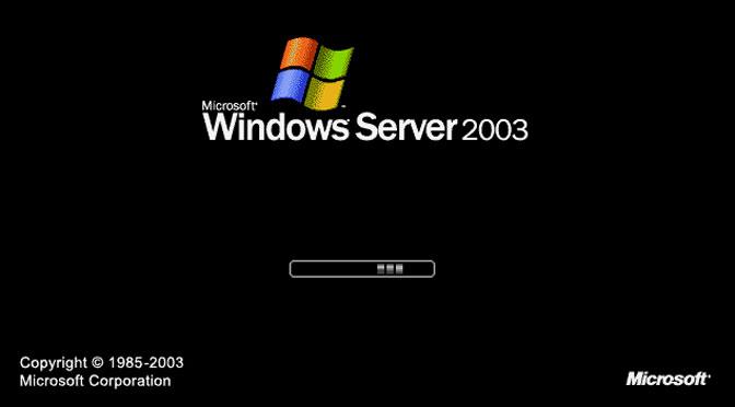 Microsoft finaliza el soporte para Windows Server 2003