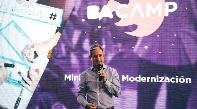 Más de 600 personas en la maratón de ideas e innovación BACamp