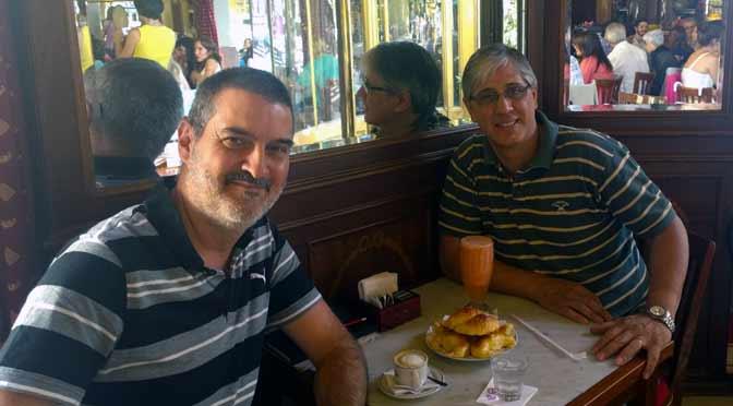 50 años, 50 amigos: Alejandro Vena