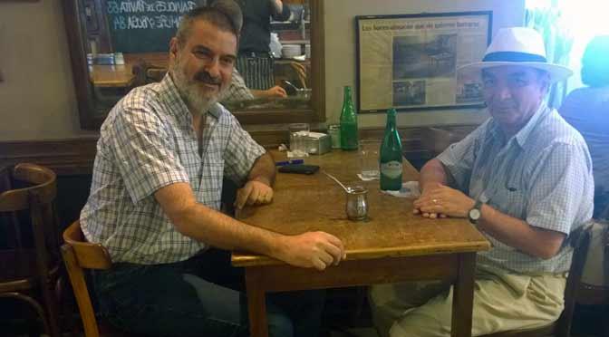 50 años, 50 amigos: Epifanio Blanco