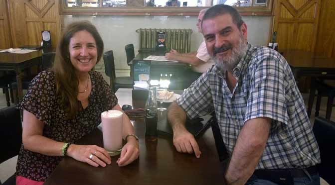 50 años, 50 amigos: Griselda Cordes