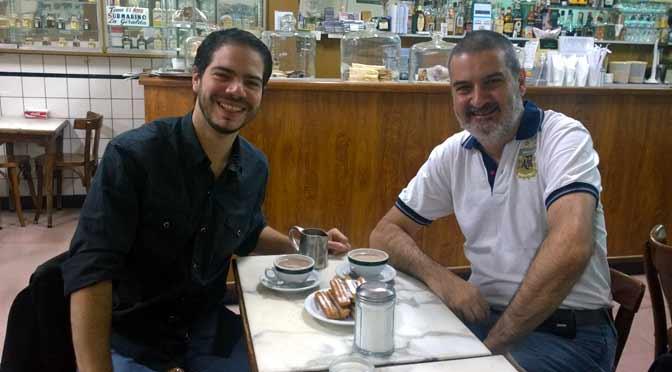 50 años, 50 amigos: Lucas Delgado