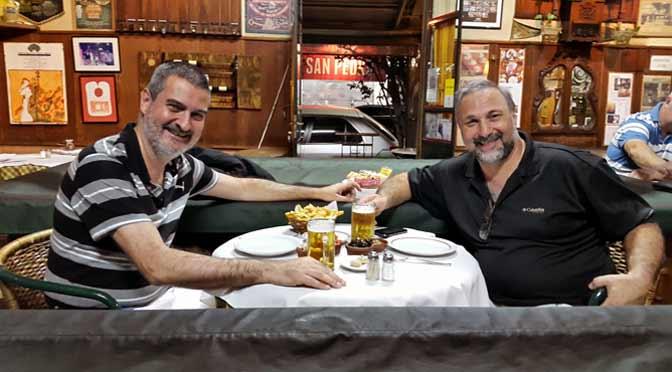 50 años, 50 amigos: Ricardo Mamarian