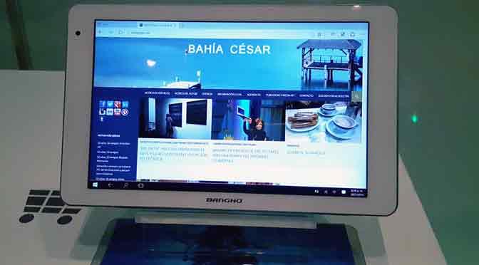 Banghó lanza la primera tableta con Windows 10 de la Argentina