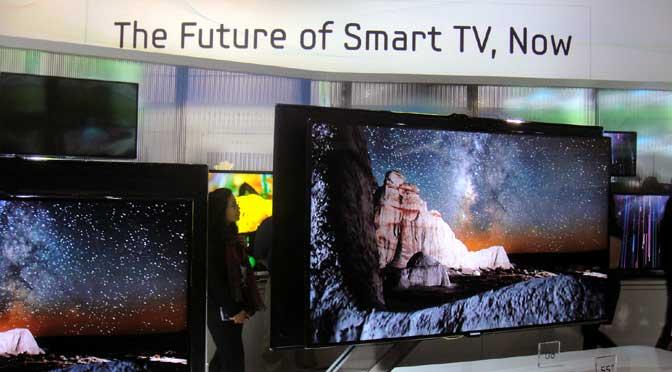 """Ciberdelincuentes ponen su mira en los """"Smart TV"""""""