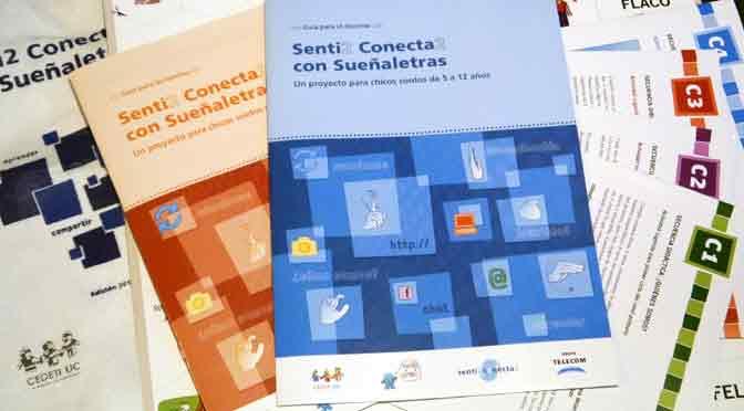«Sentidos Conectados con Sueñaletras» llega al Litoral argentino