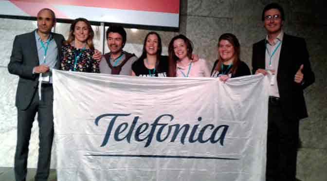 «Cazareclamos» de Movistar gana un premio de calidad empresaria