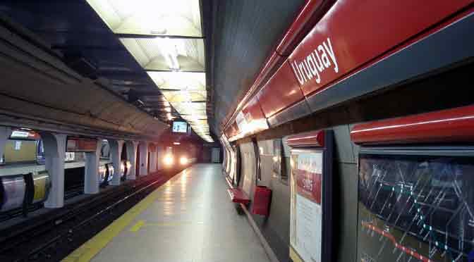 Movistar instala redes 4G en los subterráneos de Buenos Aires