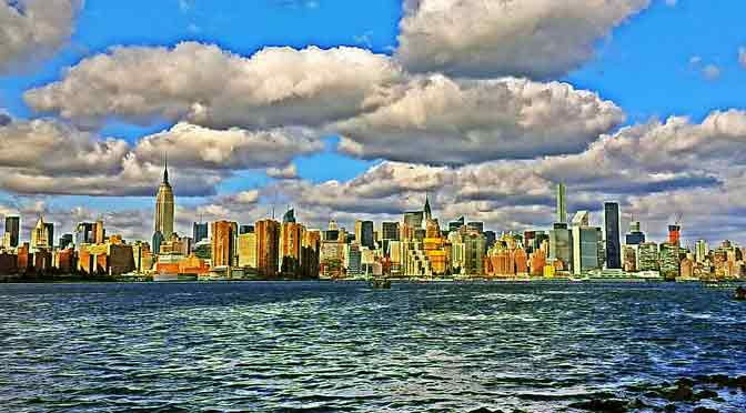 Postales de un segundo día otoñal en New York