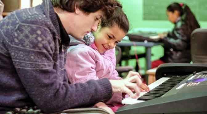 Concierto de música en la UCA para la inclusión social