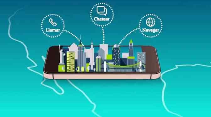 Movistar unifica la tarifa de su servicio de roaming
