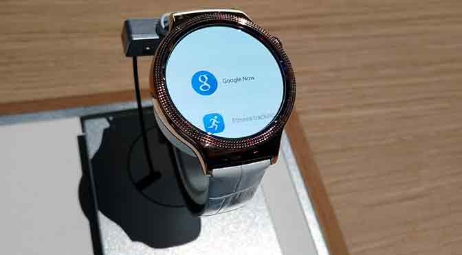 Fabricantes de relojes «inteligentes» apuestan al lujo para seducir a consumidores reacios