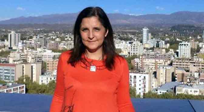 Mujeres y periodistas: Annabella Quiroga