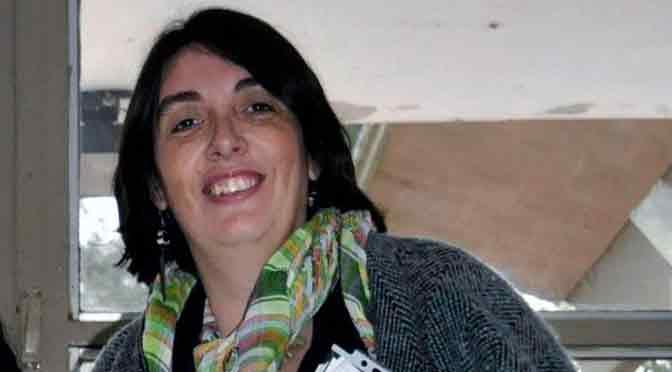 Mujeres y periodistas: Claudia Florentín
