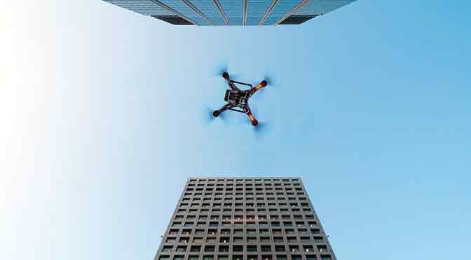 Drones, inteligencia artificial y robótica para el bien