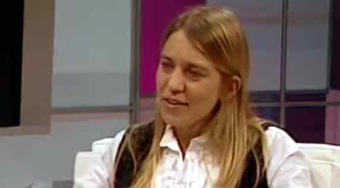 Mujeres y periodistas: Elizabeth Peger
