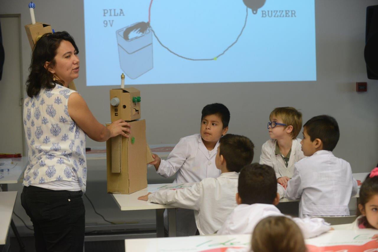 Nuevas actividades y talleres gratuitos de la Fundación Telefónica para entidades educativas