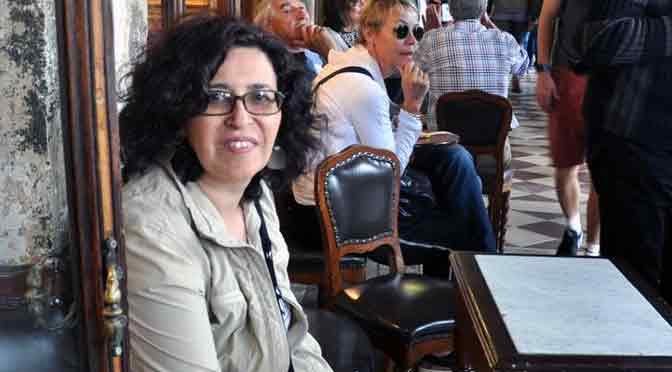 Mujeres y periodistas: Julia Izumi