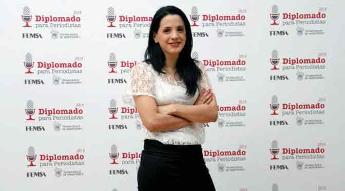 Mujeres y periodistas: Lorena Guarino