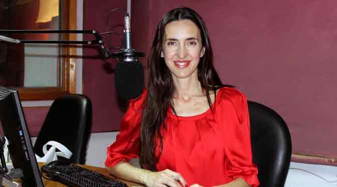 Mujeres y periodistas: Lorena Peverengo