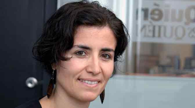 Mujeres y periodistas: María Gabriela Ensinck