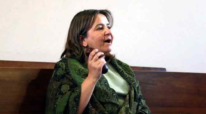 Mujeres y periodistas: Sandra Costabel