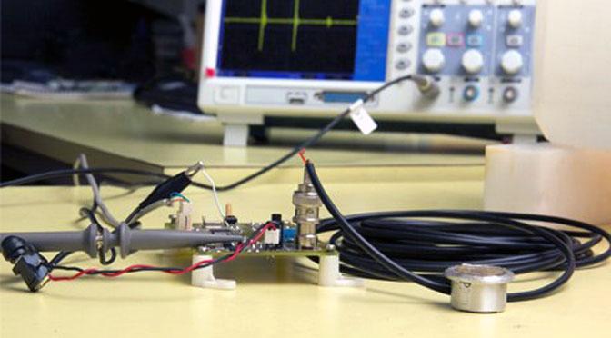 Desarrollan un sistema ultrasónico de medición de combustible