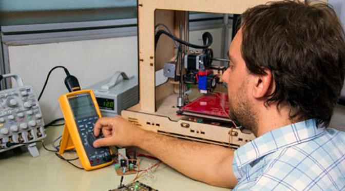 Avanza el proyecto de una computadora para operar impresoras 3D