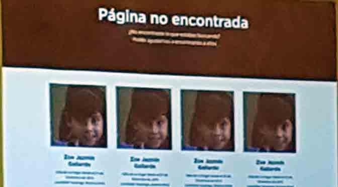 NoEncontrado.org, una iniciativa en Internet para hallar niños perdidos