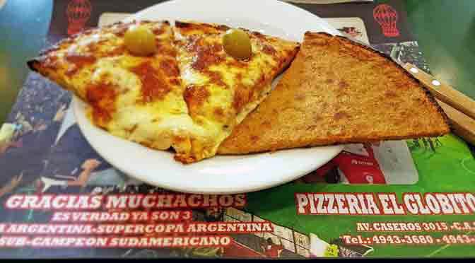 El Globito, la tradición pizzera de Parque de los Patricios