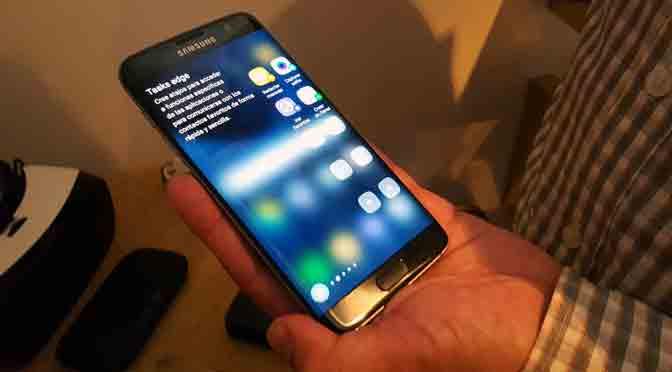 Llegan a la Argentina los Samsung Galaxy S7