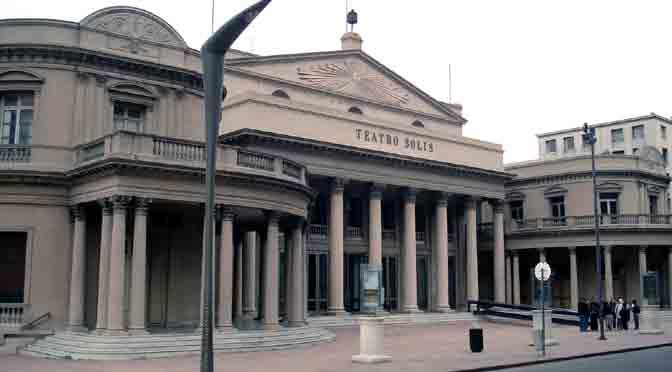 El INTI asiste en la restauración del teatro Solís de Montevideo