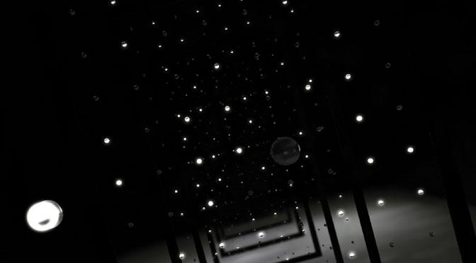 Alpha Centauri y Espacio Pla exponen la muestra «Unidad Luz Información» de Diego Alberti