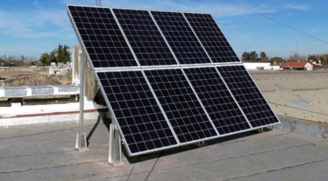 Armstrong generará su propia electricidad desde energías renovables