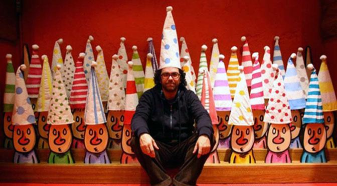 Muestra interactiva de Liniers en el Borges presentada por Movistar