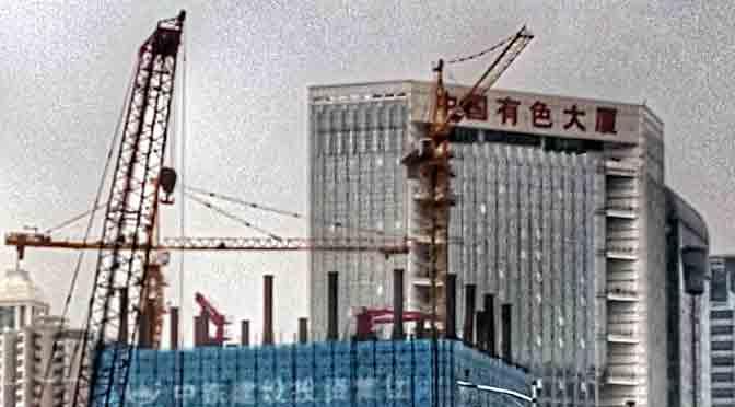 Shenzhen, una ciudad en obra permanente