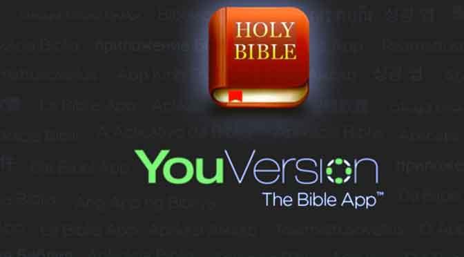 La fe comulga con las aplicaciones