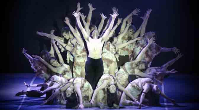 Compañías de danza se unen por la paz y a beneficio de Unicef