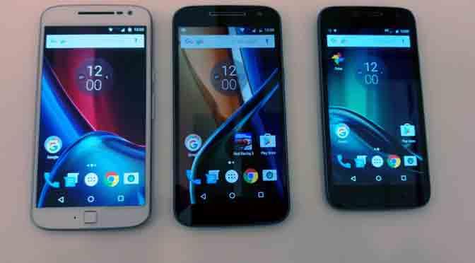 Moto G, la familia más exitosa de Motorola, suma nuevos miembros