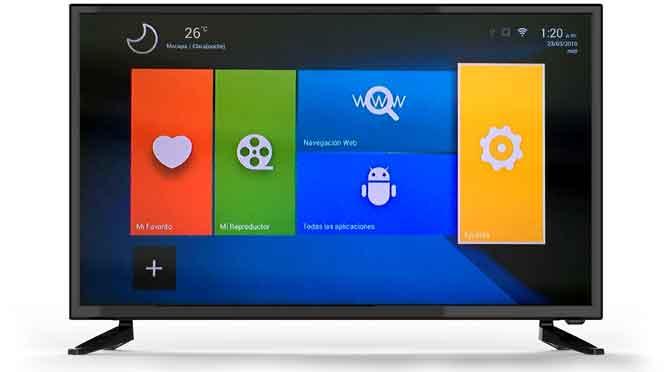 ViewSonic lanza en la Argentina nuevos televisores Full HD Smart